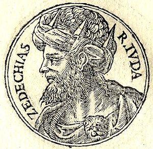 Zedekiah was the last king of Judah before the...