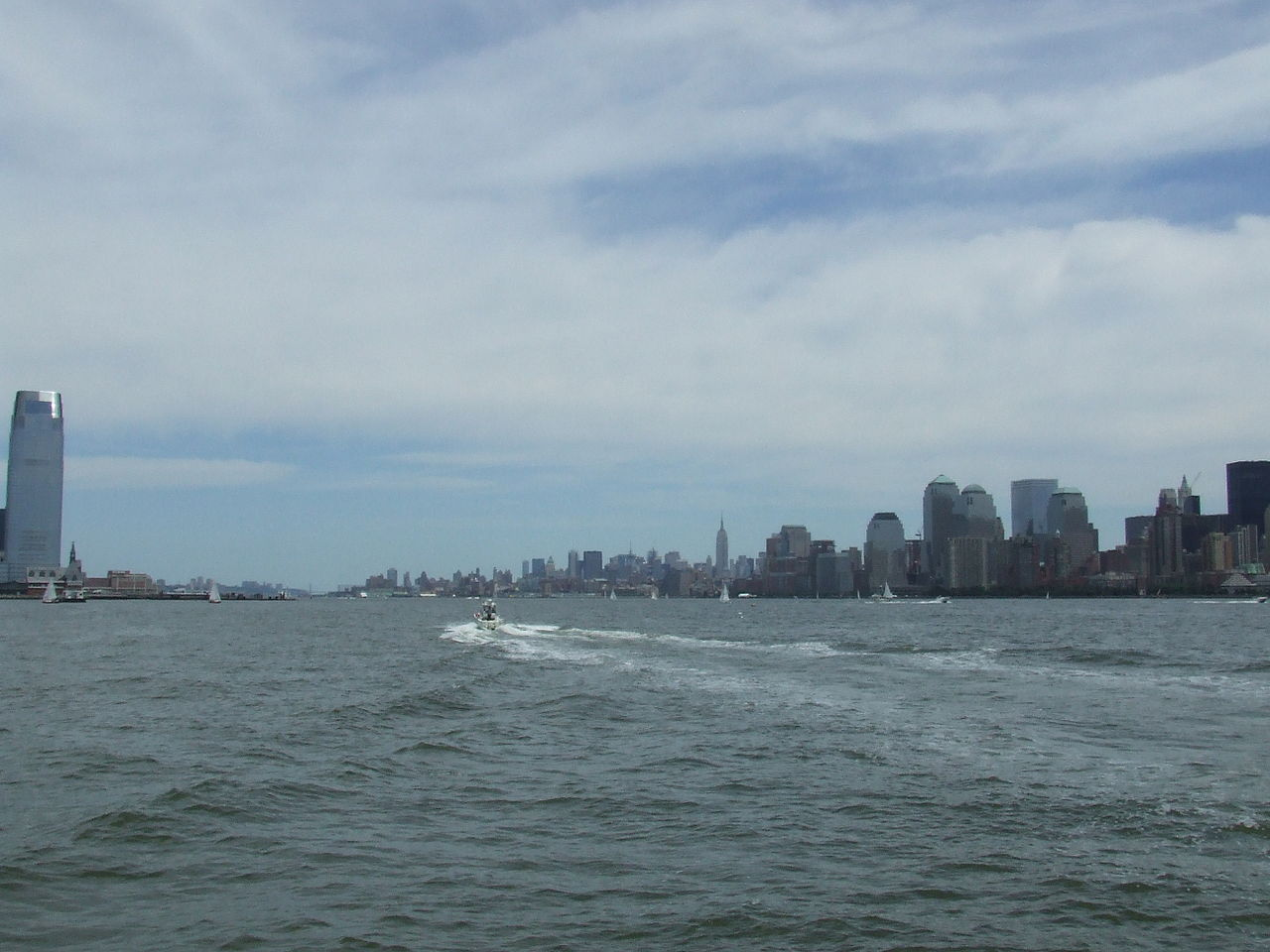 Hudson River is a must see in New York City PHOTOS
