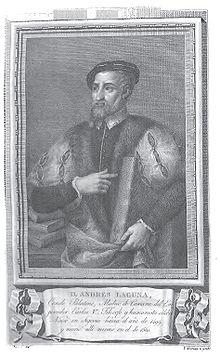 Andrs Laguna  Wikipedia la enciclopedia libre