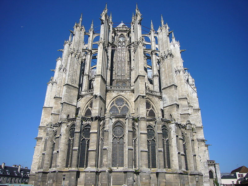 katedra w Beauvais