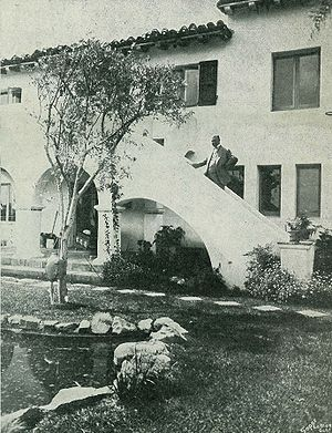 Beth Sarim was built in San Diego, California ...