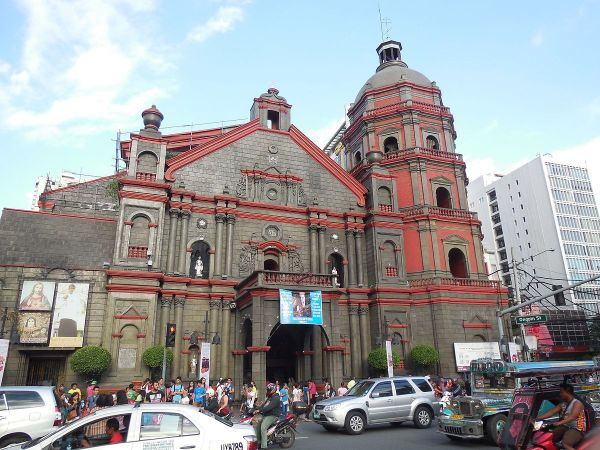 Binondo Church - Wikipedia