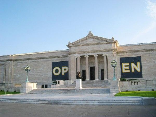 Museo De Arte Cleveland - Wikipedia La Enciclopedia Libre