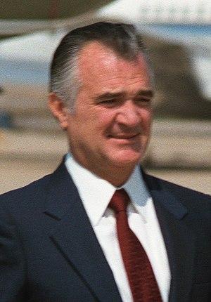English: President of Mexico Mr. Miguel de la ...
