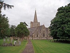 Elberton church.
