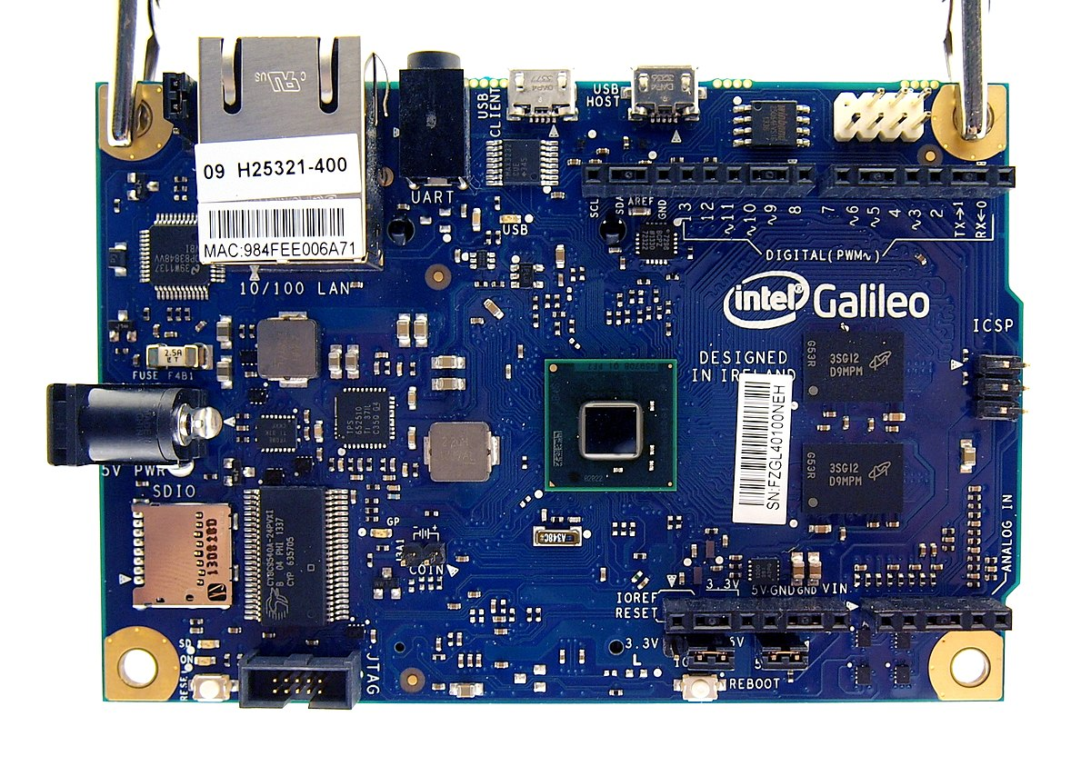 Intel Galileo  Wikipedia