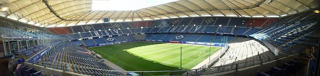 volksparkstadion wikipedia