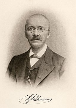 Heinrich Schliemann