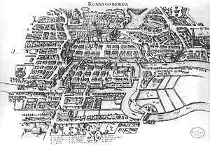 Königsberg 1651
