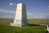 लिटिल बिगर्न मेमोरियल obelisk.jpg