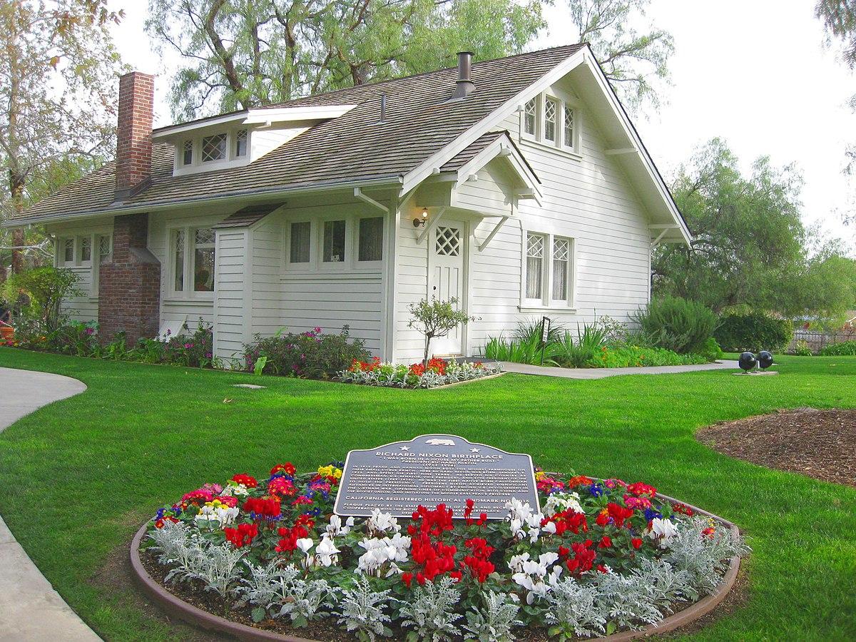 Birthplace of Richard Nixon  Wikipedia