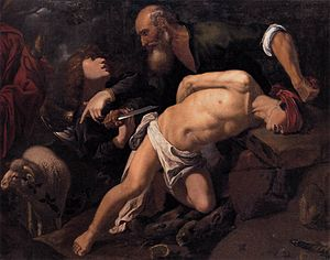 Pedro de Orrente - The Sacrifice of Isaac - WG...