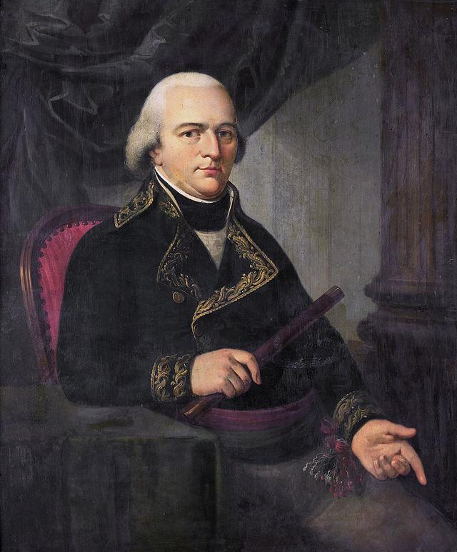 Gubernur Pertama Voc : gubernur, pertama, Pieter, Gerardus, Overstraten, Wikiwand
