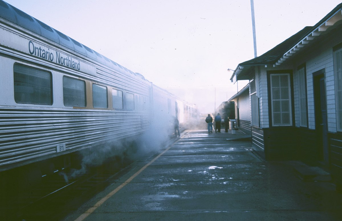 Moosonee station  Wikipedia