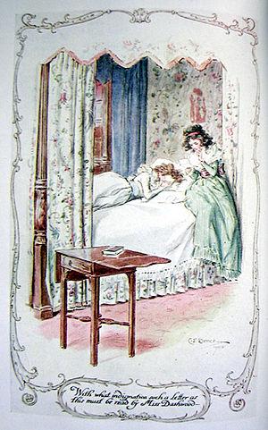 English: Sense and Sensibility, (Jane Austen n...