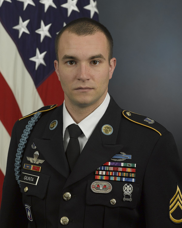 Medal Honor Recipient Clinton Romesha