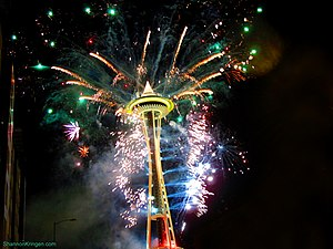 Seattle New Years Eve 2011