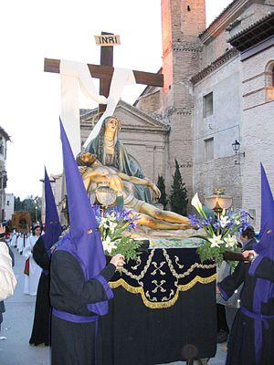 Easter Borja (La Piedad) Español: Semana Santa...