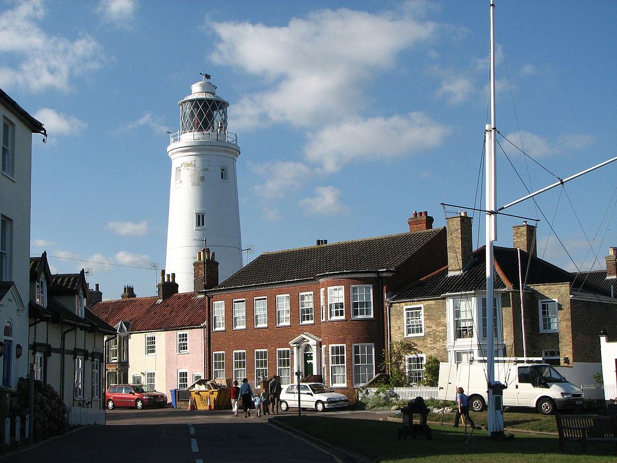 Southwold lighthouse  Wikipedia