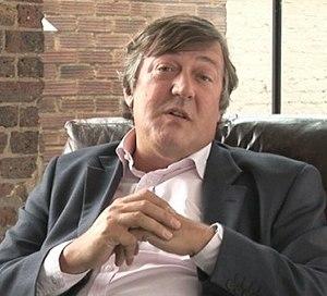 Image of Stephen Fry