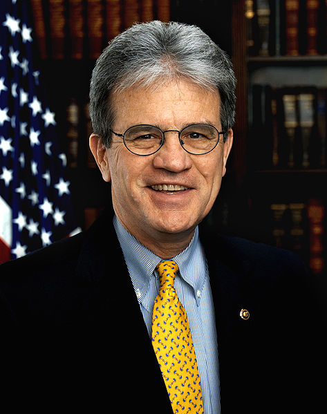 Senator Tom Coburn (R) of Oklahoma