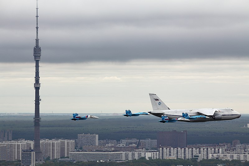 File:224th Flight Unit Antonov An-124 over Moscow 6 May 2010.jpg
