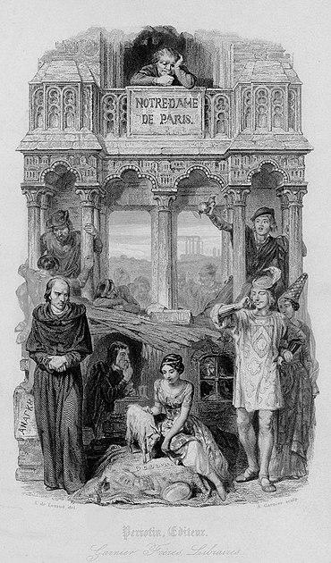 Personnage Notre Dame De Paris : personnage, notre, paris, Notre-Dame, Paris, (roman), Wikipédia