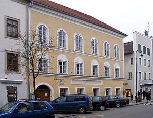 Deutsch: Salzburger Vorstadt 15, Braunau am In...