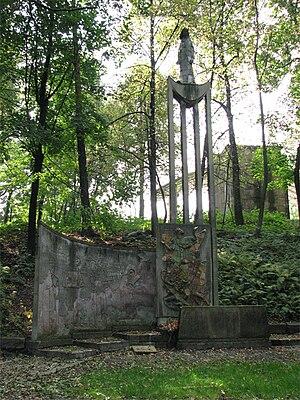 Calvary in Katowice Panewniki, Chapel of the R...