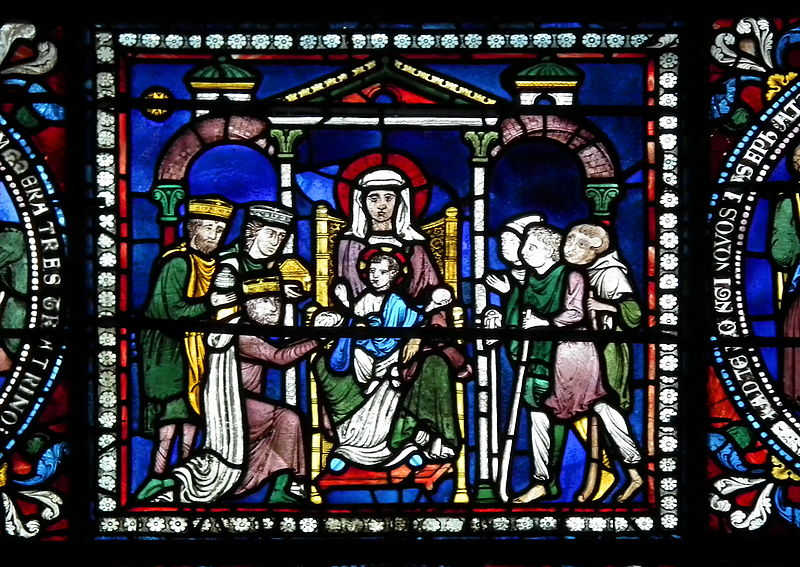 File:Canterbury, Canterbury cathedral-stained glass 08.JPG