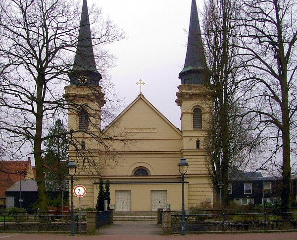 St Ludwig' Church Celle - Wikipedia