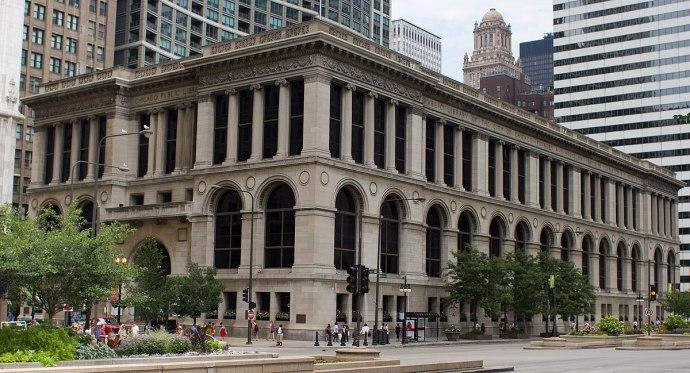 o que fazer em Chicago - Chicago Cultural Center