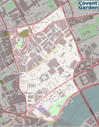 LondonCovent Garden  Travel guide at Wikivoyage