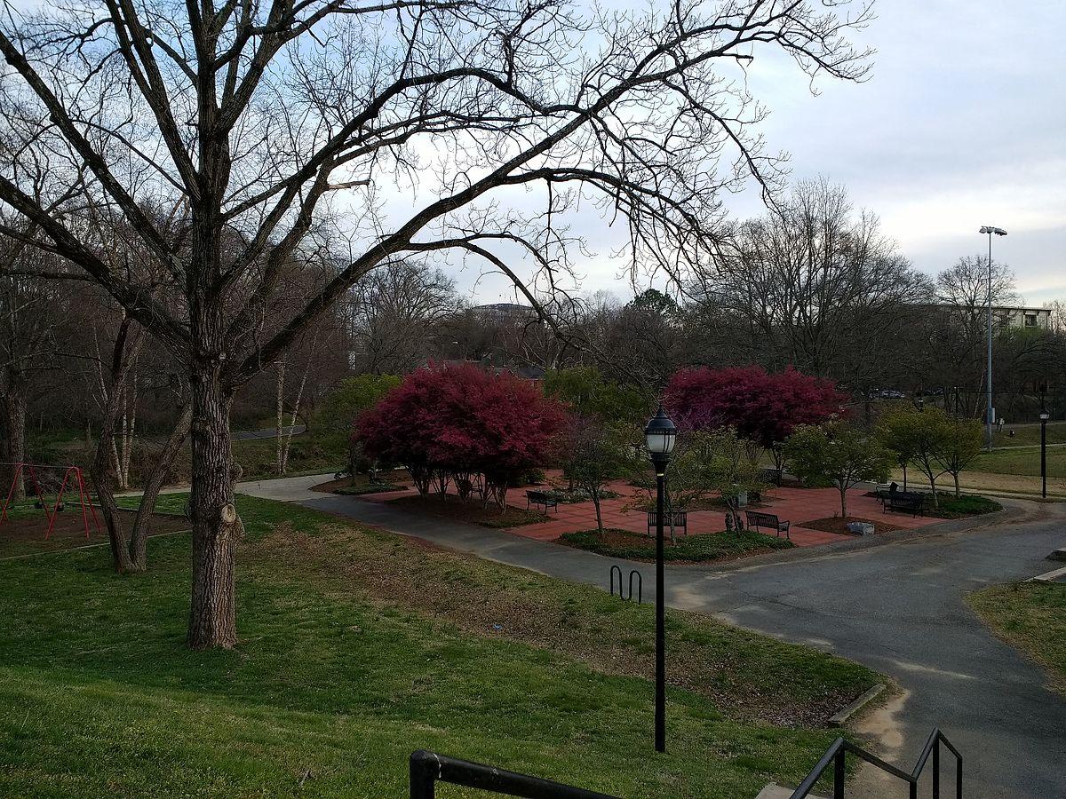 Frazier Park Charlotte North Carolina Wikipedia