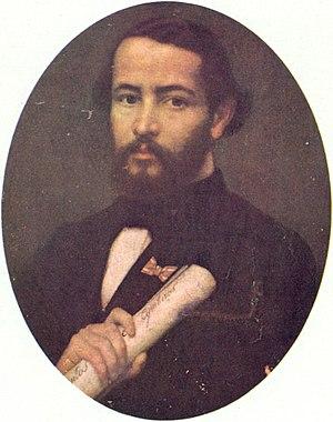 English: Antônio Gonçalves Dias (August 10, 18...