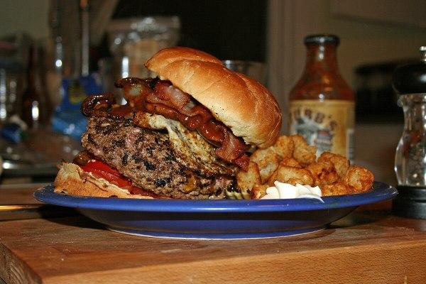 List of hamburgers Wikipedia