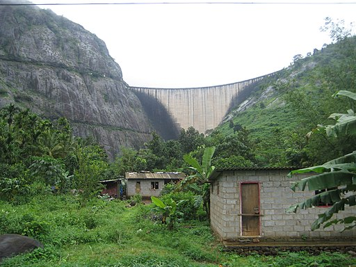 Idukki Dam, ഇടുക്കി അണക്കെട്ട്