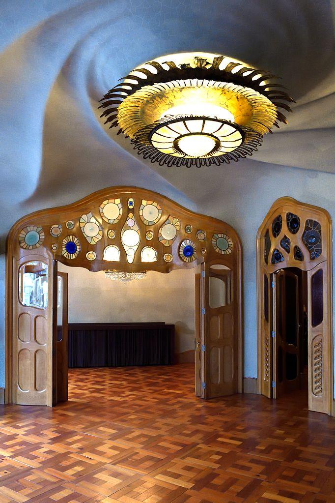 Casa Batll  Barcelone cration dlirante de Gaudi