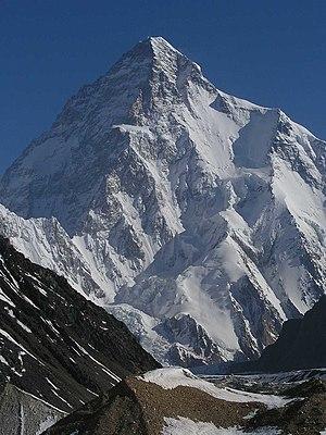 K2 in summer.