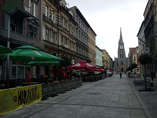 Katowice-Ulica Mariacka.2