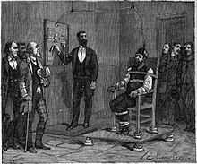 electric chair was invented by toyota sienna captains chairs removal wikipedia the execution of william kemmler august 6 1890
