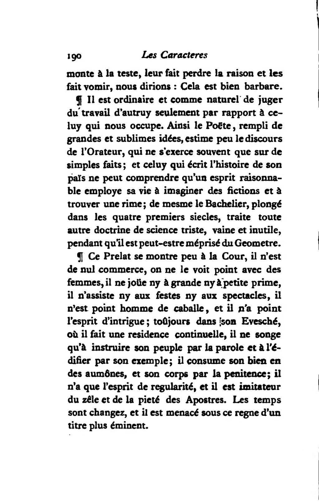 Les Caractères La Bruyère Texte : caractères, bruyère, texte, Page:La, Bruyère, Premier, Texte, Bruyère,, Jouaust,, 1868.djvu/216, Wikisource