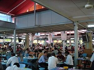 Lavendar Food Court, Singapore.