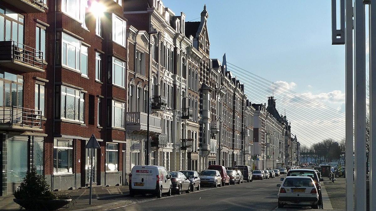 Maaskade Rotterdam  Wikipedia
