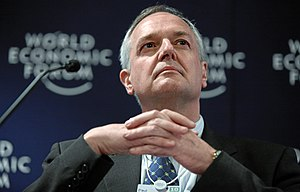 English: Paul Polman (WEF 2010)