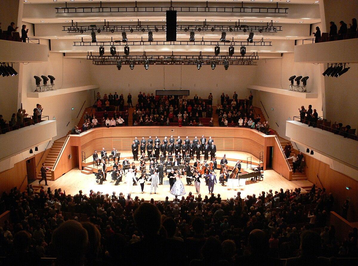 Salle Pleyel  Wikipdia