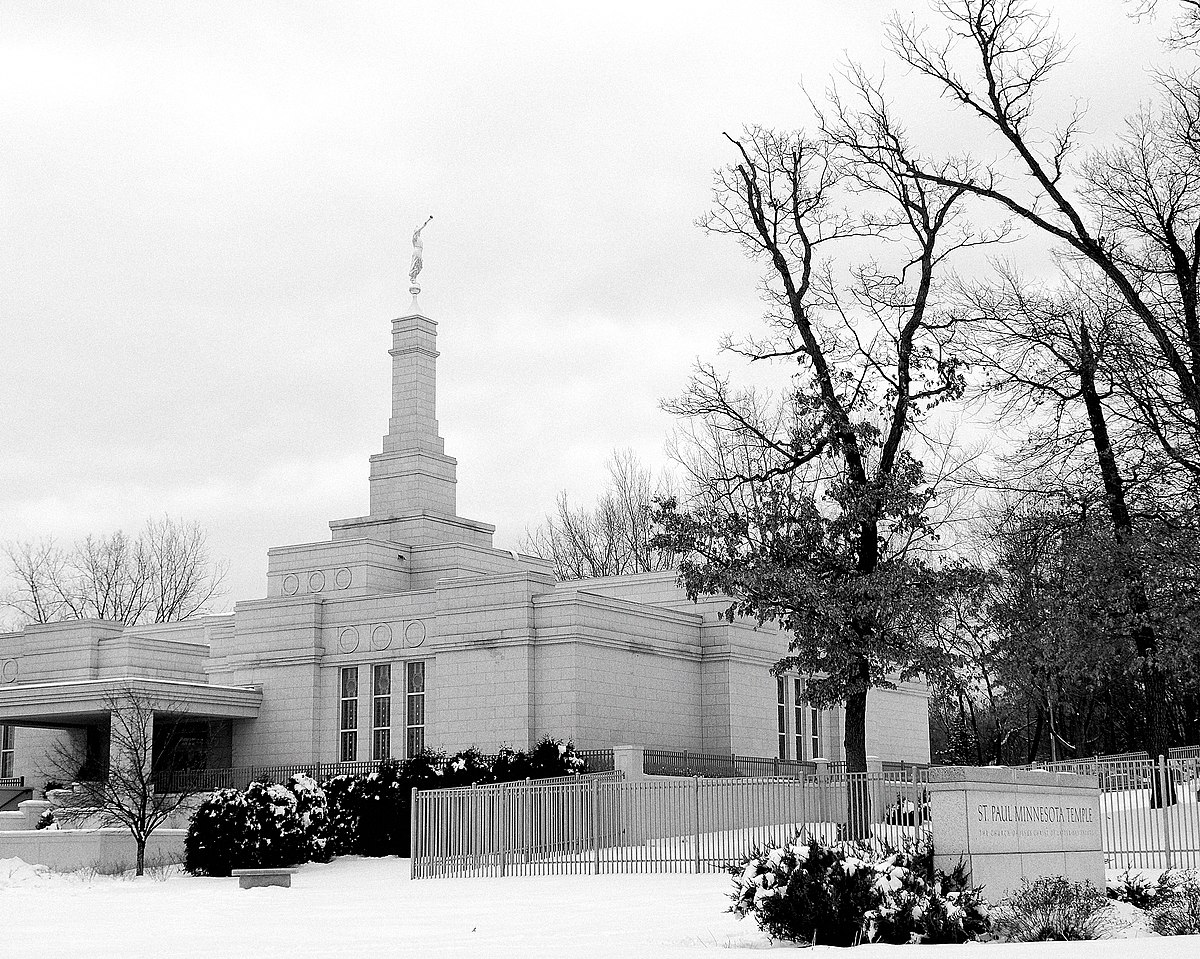 St Paul Minnesota Temple  Wikipedia