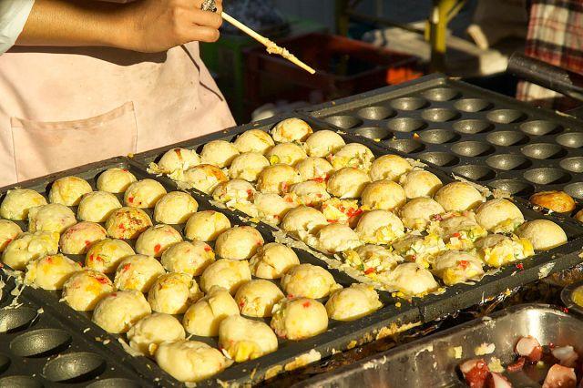 Takoyaki - Wikipedia bahasa Indonesia, ensiklopedia bebas