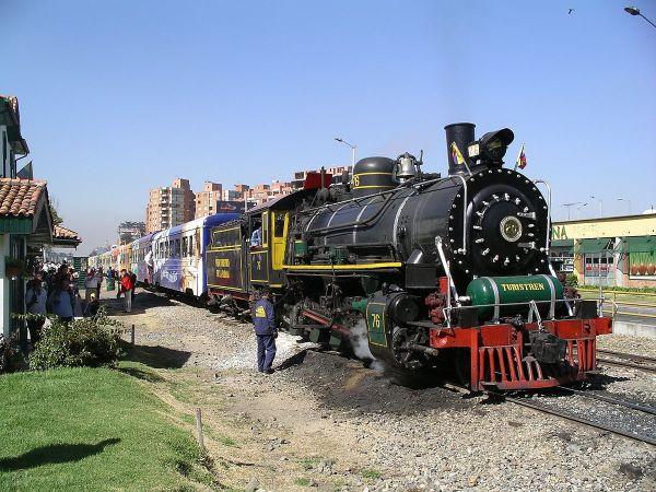Tren Turistico De La Sabana - Wikipedia