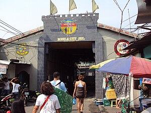 Manila City Jail in Manila, Philippines